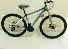 "New super cycle aluminum Blue color size 29"""
