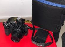 Camera Nikon Z50 and kit lens