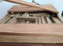 اخشاب افريقية للبناء. وصناعة الابواب