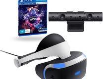 نظارة الواقع الافتراضي بلايستيشن 4  PS VR