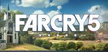 حرق سعر حساب لعبة arc survival evolved ب 8 دنانير و farcry 5 ب 7