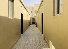 للايجار شقة في مدينة الشامخة 3 غرف وحمامين
