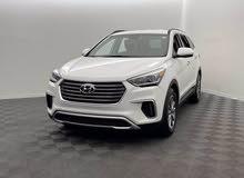 Hyundai Santafe 3.3L 4WD 2017 - Very low mileage