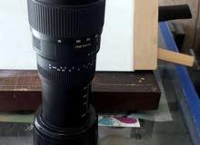 كاميرا نيكون دي 7000 مع 2 زوم   زوم 70-310 وزوم 18-55وشاحن وبطاريه وشنطه
