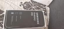 هاتف Samsung Galaxy M11 مستعمل في حالة ممتازة