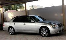 Lexus LS430 2004 Very Clean Car - لكزس 430 موديل 2004 نظيفة جدا ماشيه 137 الف