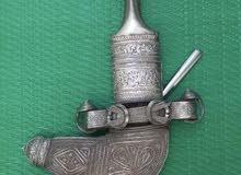 خنجر عمانية قديمة
