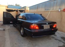 BMW 745 car is available for sale, the car is in Used condition