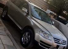 Volkswagen Touareg car is available for sale, the car is in  condition