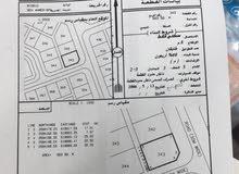 ارض سكني للبيع السيح الاحمر قريب الشارع نزوى مسقط كورنر