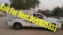 one ton pickup(Rent)In Dubai_0551625833