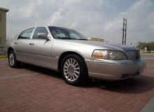 Lincoln Town Car Used in Dubai