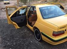 سيارة بيجو بارص موديل 2015