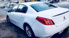 بيجو 508- 2012