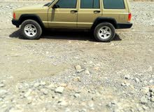 For sale 2001 Beige Cherokee