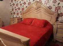 غرفه نوم زوجيه مستعمله