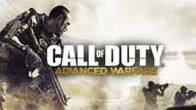 سيديهين لعبة call of duty advanced warfare 2018 ... ولعبة call of duty ghosts 2016 لل ps3
