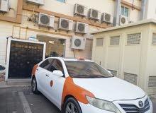 للبيع سياره كامري 2007 مع رقم تاكسي
