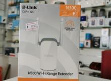 مقوي شبكة الإنترنت من شركة D-LINK