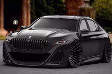 مطلوب BMW حجم 525 كير عادي شرط  07805000770