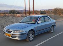 مازدا 2001للبيع مع رقم مطلوب 450