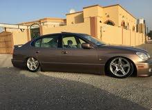 Lexus GS car for sale 1998 in Al Masn'a city
