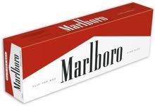 Marlboro Red and Dunhill Grey