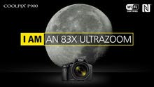Nikon COOLPIX P900 - نيكون P900 أقوى زوم بصري ، جديدة  شاهد المزيد على