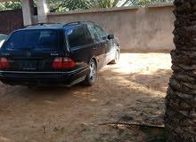 Automatic Black Mercedes Benz 1999 for sale