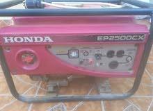 ماطور كهرباء هوندا  للبيع