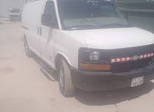 White Chevrolet Van 2003 for sale