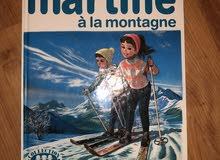 Livre Martine
