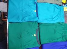 ملابس الفريق الطبي السكراب scrubs