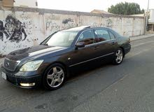 Used condition Lexus LS 2005 with 50,000 - 59,999 km mileage