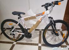 دراجة رياضية جديد مقاس 26
