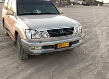 Lexus LX 2000 For sale - Gold color