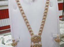 اطقم تقليد كويتي السعر 280 ريال مطليه بالذهب