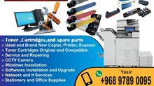 photocopiers printers faxes computers reapiring and service and maintenence cont