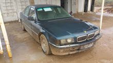 BMW 740 car is available for sale, the car is in Used condition