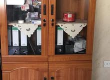 اثاث مكتب للبيع مستعمل نظيف