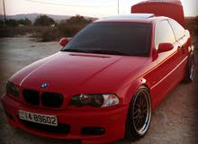 Red BMW 325 2002 for sale