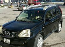 سيارة نيسان اكستريل  مالك واحد وارد وكالة للبيع موديل 2008