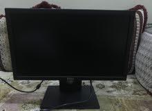 شاشة LED طراز E1916HV من سلسلة E أسود 18.5