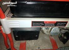 مولد 10 كيلو بنزينة يعطي صافي 7 كيلو  استعمال نظيف في حالة ممتازة السعر 4000 كاش