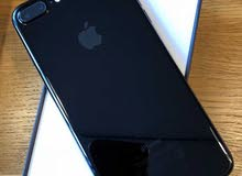 iPhone 7Plus Jet Black 128 GB