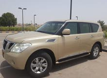 Nissan Patrol car for sale 2012 in Ja'alan Bani Bu Ali city
