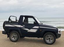 km mileage Toyota Feroza for sale