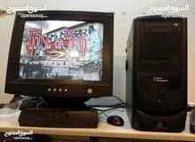 Desktop compter up for sale in Amman