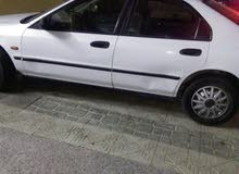White Honda Accord 1995 for sale