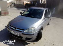 2004 Opel Corsa for sale in Madaba